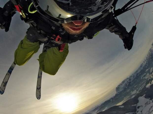 Новые экстремальные фото, сделанные накамеру GoPro