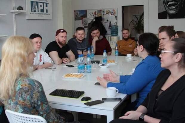 Участники экспедиции «Соль Таймыра» побывали на кухне Агентства развития Норильска