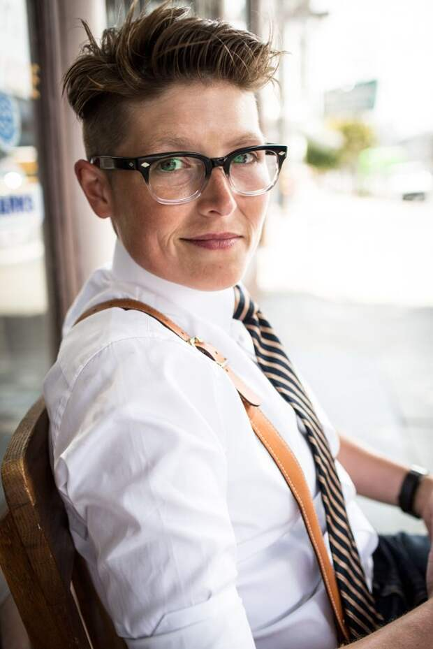 Женская мужественность бутчей