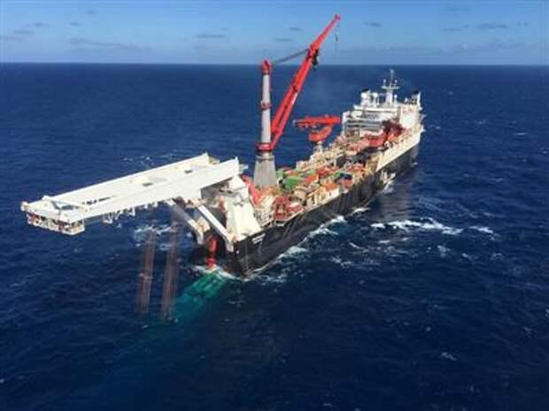 """ФРГ считает, что спрос Европы на газ может быть удовлетворен за счет """"Северного потока 2"""""""