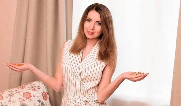 Веселая вдова Диденко забеременела от сожителя меньше, чем через год после смерти мужа