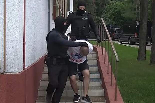 В кураторстве провокации с бойцами ЧВК в Минске обвинили сотрудников ЦРУ