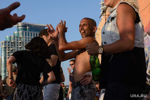 Виды Тель-Авива, Ашдода, Иерусалима. Израиль, радость, досуг, вечеринка, отдых, танцы, тель-авив