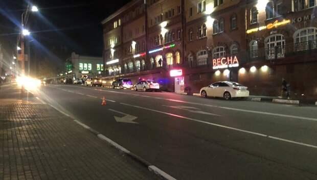 Полиция в Подольске разыскивает водителя, который сбил 13‑летнего мальчика