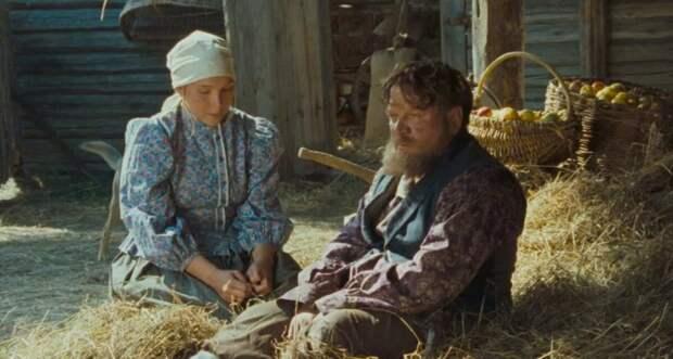"""Кадр из фильма """"Жила была одна баба"""""""