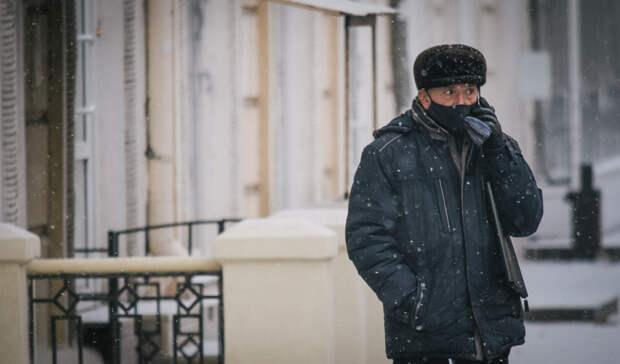МЧС предупреждает о резком похолодании с 17 января в Оренбуржье