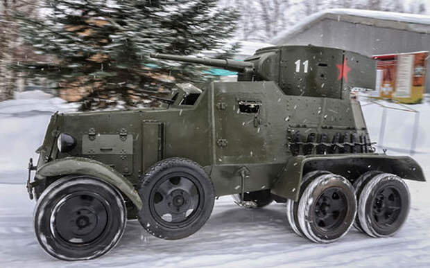 Красная Армия против вермахта: чьи броневики круче?