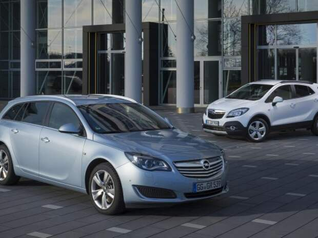 Opel Mokka и Insignia стали доступны новые турбодизели