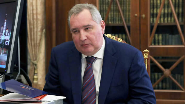 Генеральный директор госкорпорации Роскосмос Дмитрий Рогозин - РИА Новости, 1920, 20.02.2021