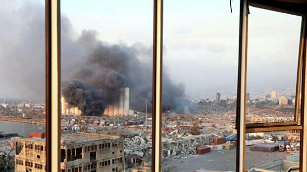 10 страшных фото и видео взрыва в Бейруте, от которого пострадали 4 тысячи человек