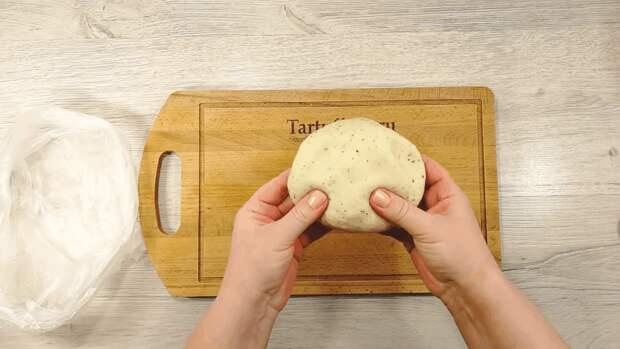 Ароматные лепешки вместо хлеба. И даже скалка не понадобится