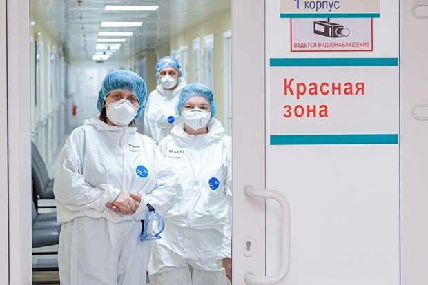 В России выявлено почти 25 тысяч новых заражённых коронавирусом