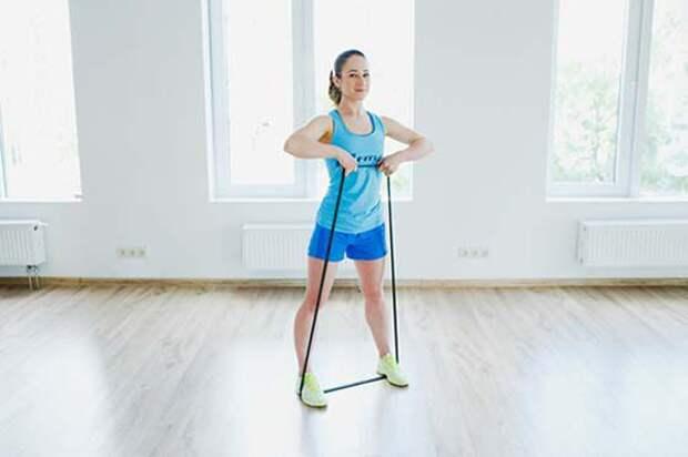 Тренируем руки: силовые упражнения и растяжка