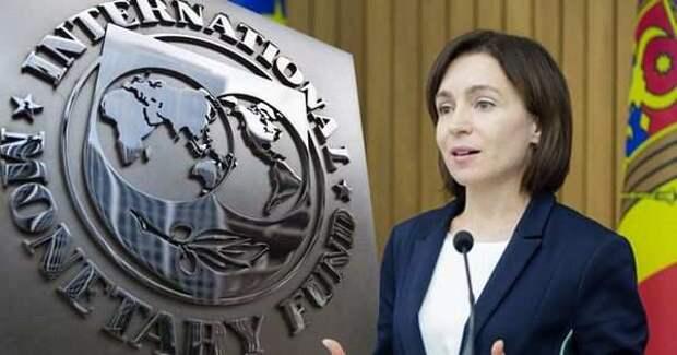 Санду подсаживает Молдову на новые кредиты: «Денег осталось на три месяца»