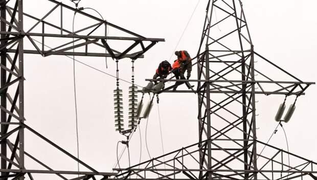 В четырёх районах СЗАО обновят линии электроснабжения