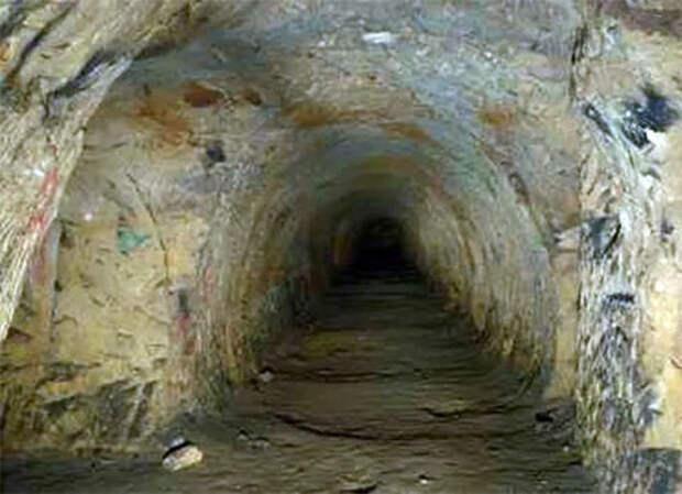 Тоннели Медвядицкой гряды. Источник https://images.app.goo.gl/i6cfWU1HSiSFvMPb7