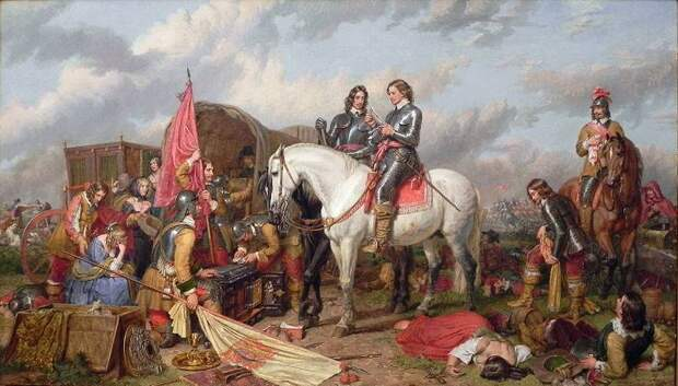 Английская революция: кровь и безумие