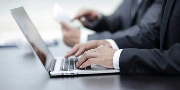 Сергунина: Включение в реестр МСП упростит бизнесу получение поддержки. Фото: mos.ru