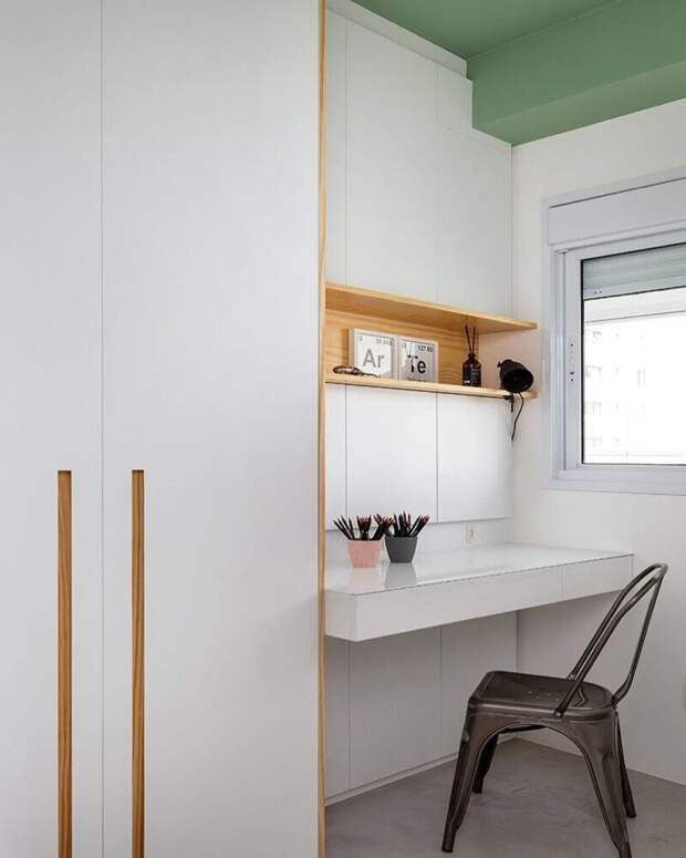 Подвесной стол: компактные модели для оптимизации пространства