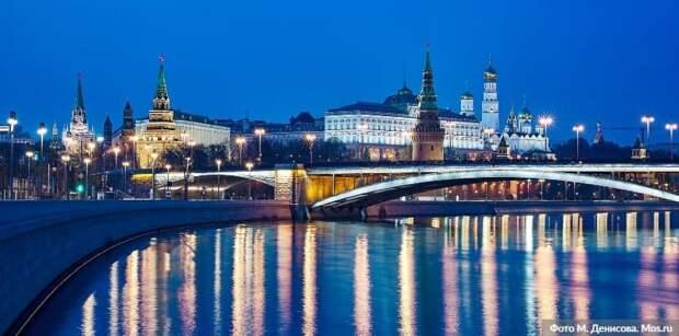 Туристическая индустрия Москвы выдержала удар пандемии – Собянин Фото: М. Денисов mos.ru