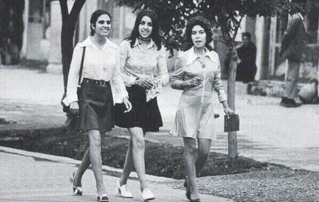 Кабул (Афганистан), 1970-е