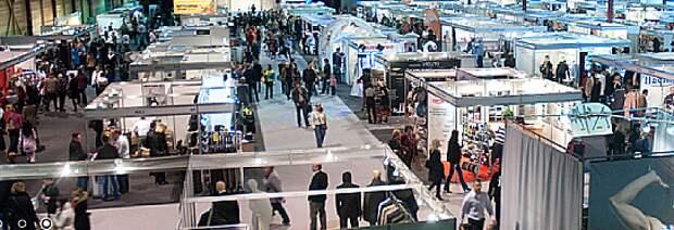 Текстильная выставка в Кипсала