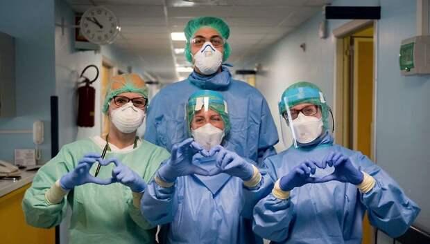 Спикер Мособлдумы поздравил медиков с профессиональным праздником