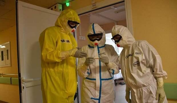 Число заразившихся коронавирусом в России за сутки выросло на 9,2 тысячи