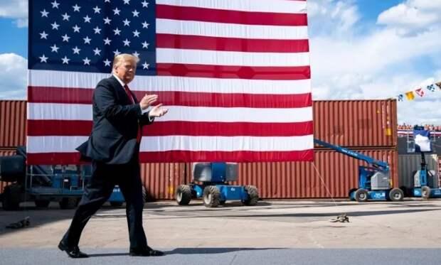 Трамп объяснил свою угрозу выйти из НАТО