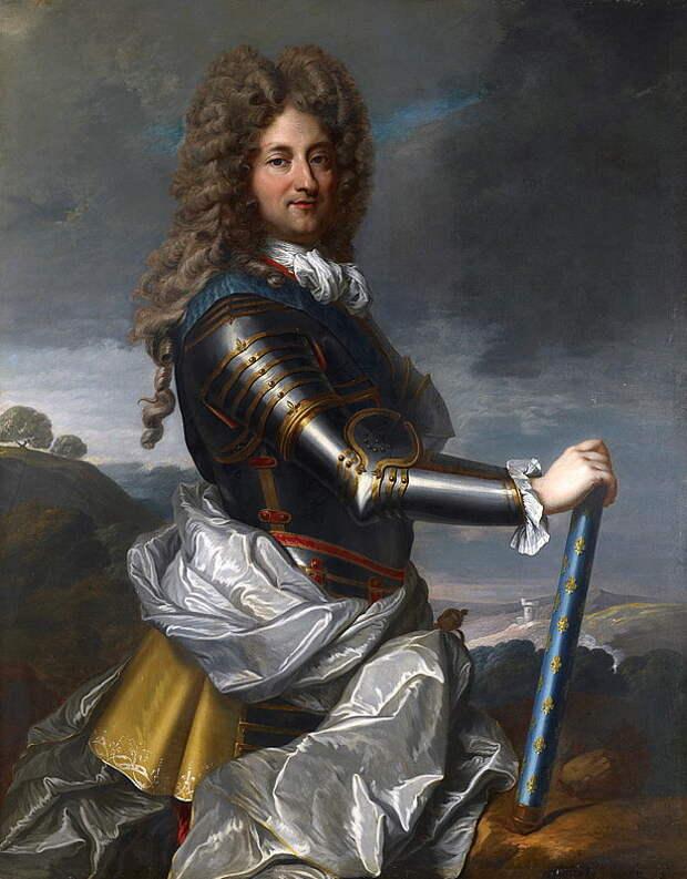 Филипп, герцог Орлеанский - Архитектор побед Короля-Солнца   Warspot.ru