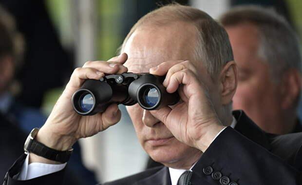 Новое время (Украина): чего не видит Путин