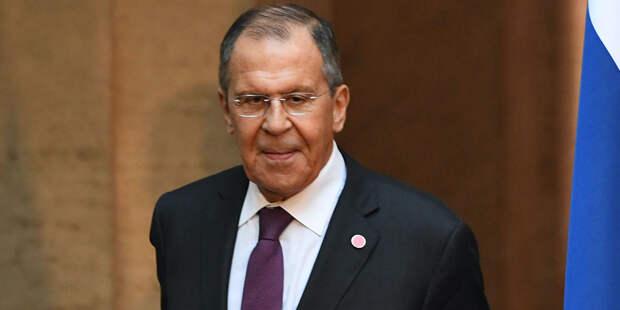 Лавров поговорил с главой МИД Италии по поводу Ливии