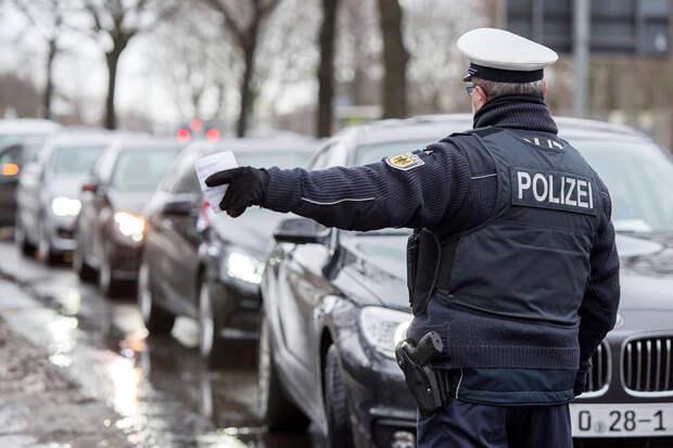 Немцы и ПДД: как наказывают нарушителей в Германии