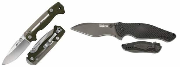 Складные ножи: на острие технического прогресса