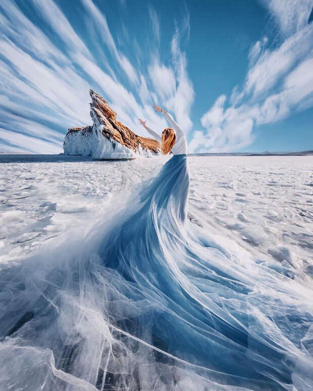 34 новых фото с Байкала Кристины Макеевой