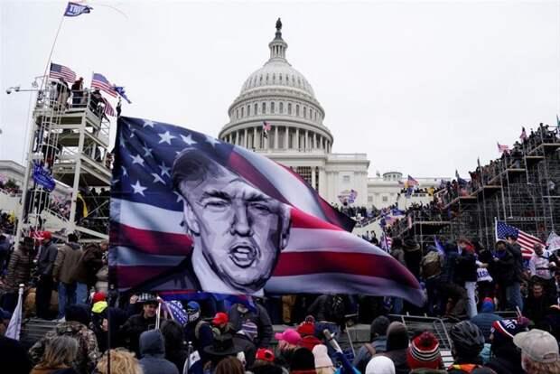 Госпереворот в США завершился