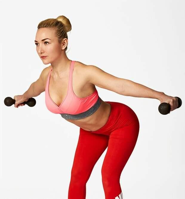 Семь простейших упражнений для красивого и привлекательного бюста