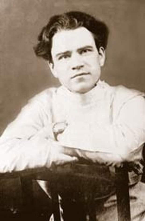 Портрет Якова Петерса. <br>