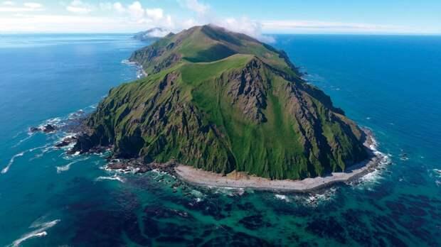 Остров Медный