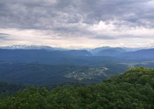 Пропавшие в горах Сочи туристы вышли на связь - они просто заблудились в горах