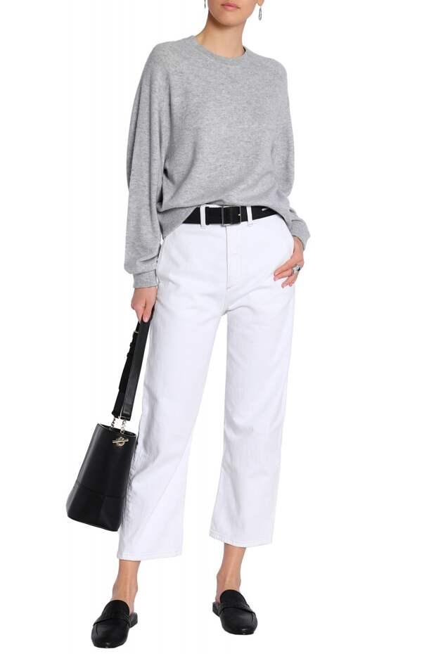 Трендовые вещи из джинсовой ткани в 2018-м