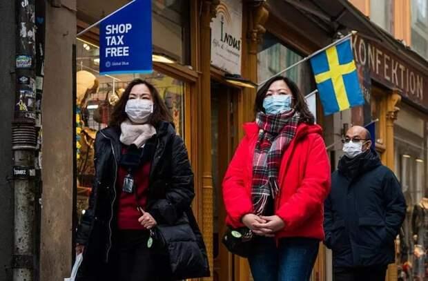 В одном из регионов Швеции объявлен «личный карантин»