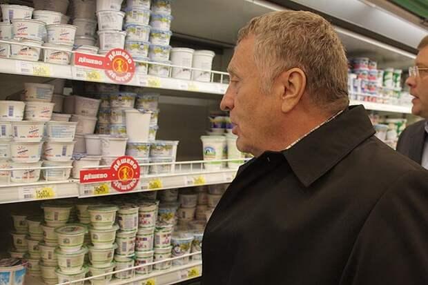 Лучший способ регулировать цены на продукты — составить списки на арест