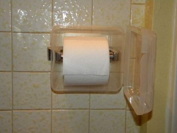 Туалетная бумага для котов