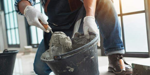 В Японии научились делать бетон на основе спирта