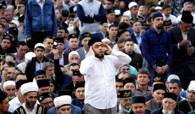 ВКазани из-за пробок перенесли дату республиканского ифтара