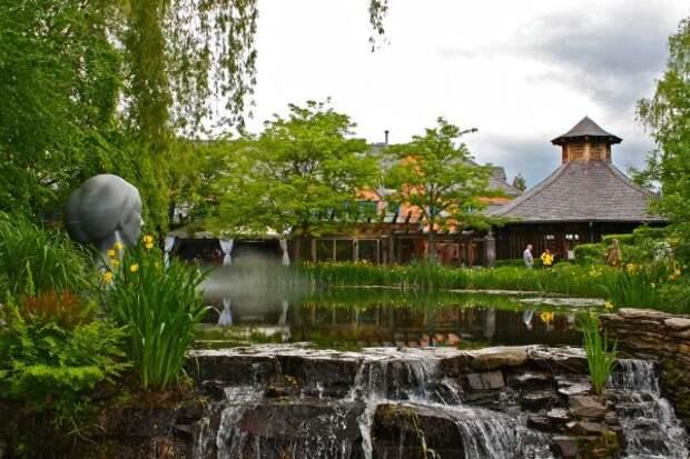Названы два варианта для сооружения в саду пруда своими руками