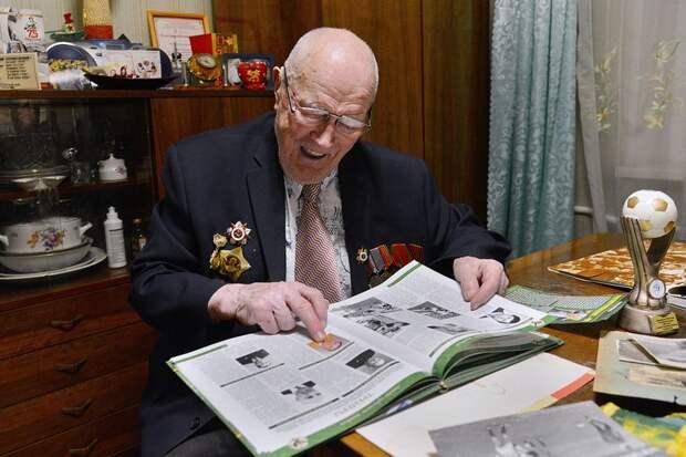Жить и побеждать: воспоминания ветерана войны и легенды кубанского футбола