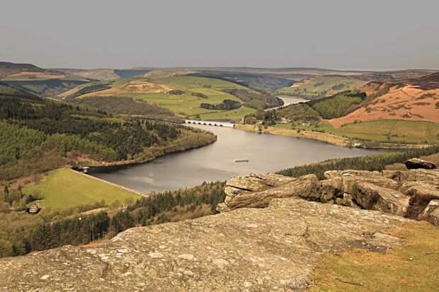 Слепой ветеран из Британии фотографирует пейзажи, и у него это чертовски хорошо получается