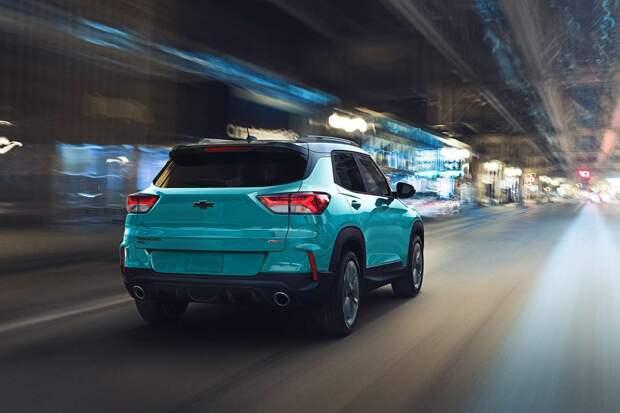 Новый Chevrolet Trailblazer: старт продаж